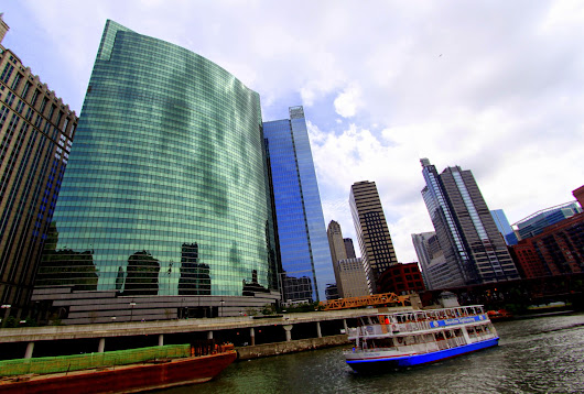 what we did on our summer vacation part two: chicago architectural boat tour | mid-century modern remodel