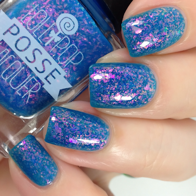 Lollipop Posse Lacquer-Shivering Down Your Spine