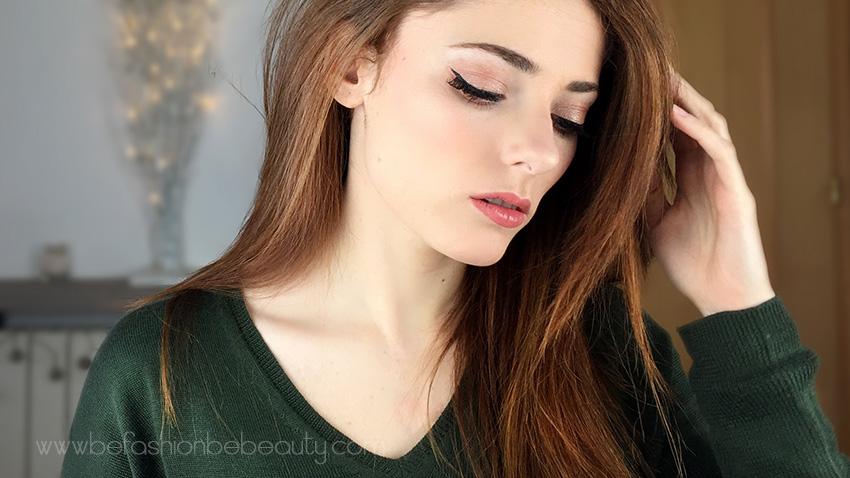 Maquillaje romántico para San Valentín