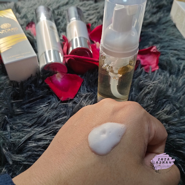 AZOMIS SKINCARE REVIEW