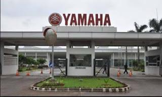 Lokasi PT Yamaha Motor di Jakarta