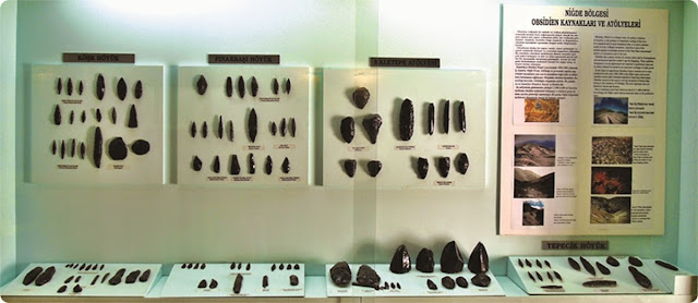 Niğde Müzesi Salon 1