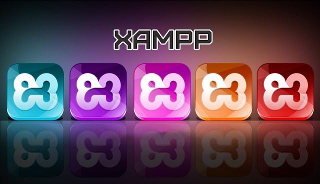 XAMPP Server Apache, MySQL, FileZilla, Mercury, Tomcat