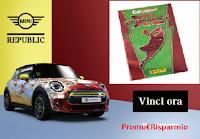 MINI Republic 4 Comics: vinci gratis buoni Panini del valore di 200€