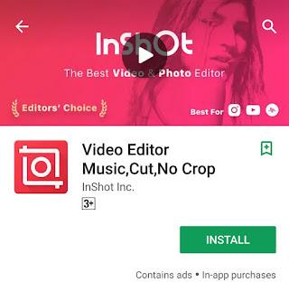aplikasi edit video di hp android