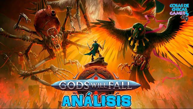 Gods Will Fall - Análisis en PS4