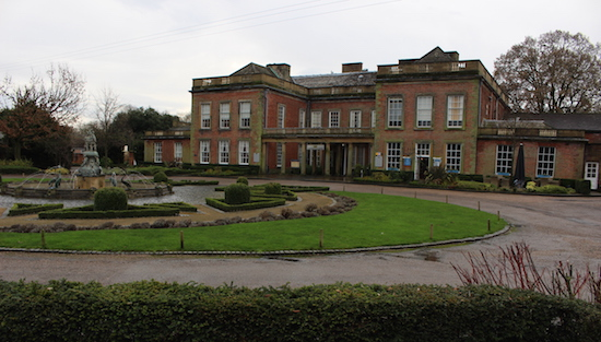 Colwick Hall Hotel Restaurant Review