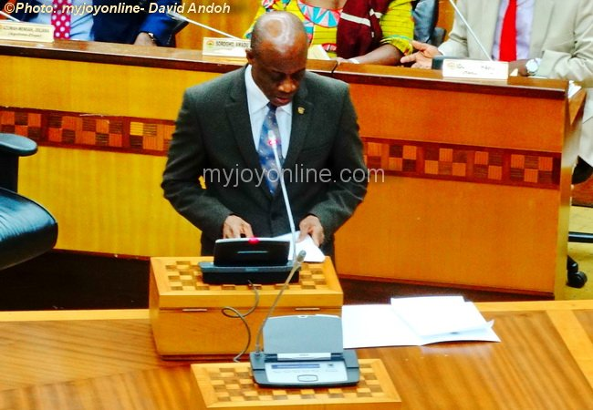 Parliament okays GH¢10.9bn for critical government expenditure next year