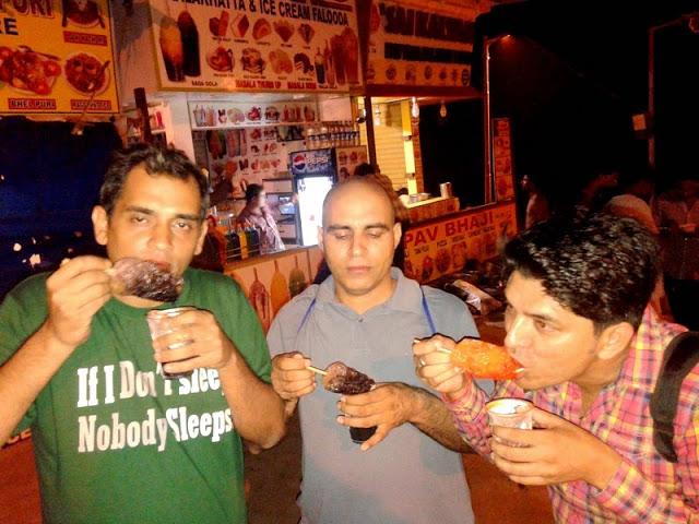 mumbai night with vishal rathod