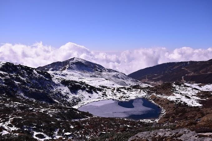Hangu lake