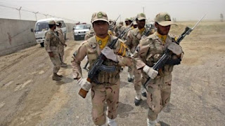 10 Pasukan Garda Revolusi Iran Tewas dalam Serangan di Perbatasan