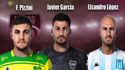 PES 2020 Facepack Libertadores by Lucas