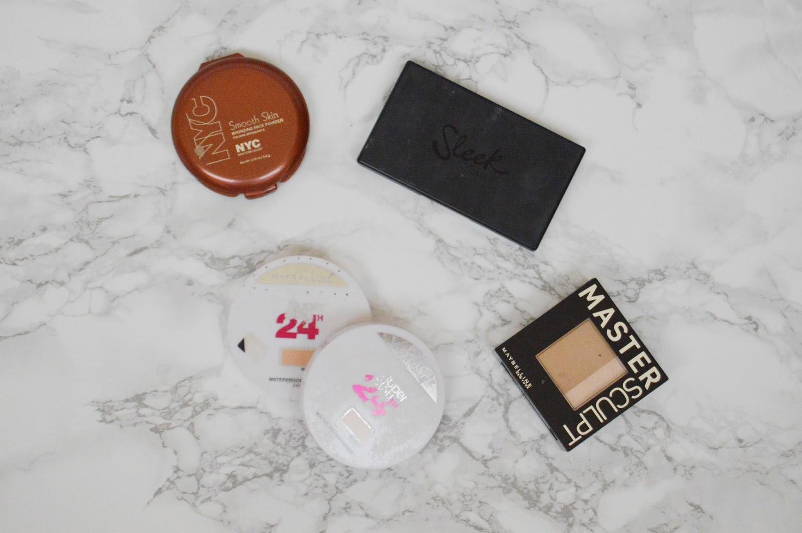 Best Drugstore Contour Powders For Pale Fair Skin Chloe