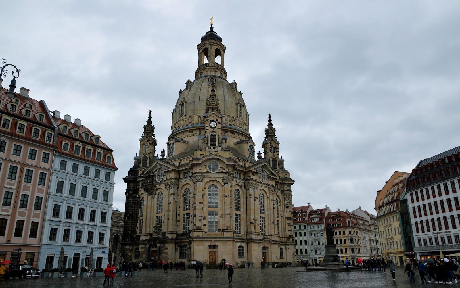 Drezno Frauenkirche
