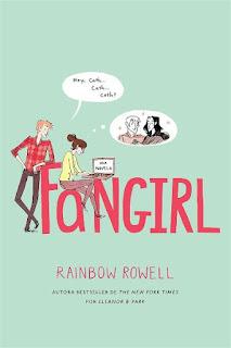 Fangirl   Rainbow Rowell