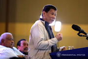 President Duterte says no more participation in USA-led conflicts: Count us out!