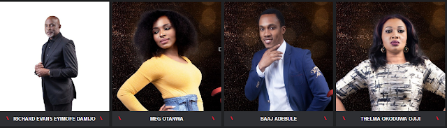 Hush Tv Series Cast (Africa Magic's TV Show) freedygist