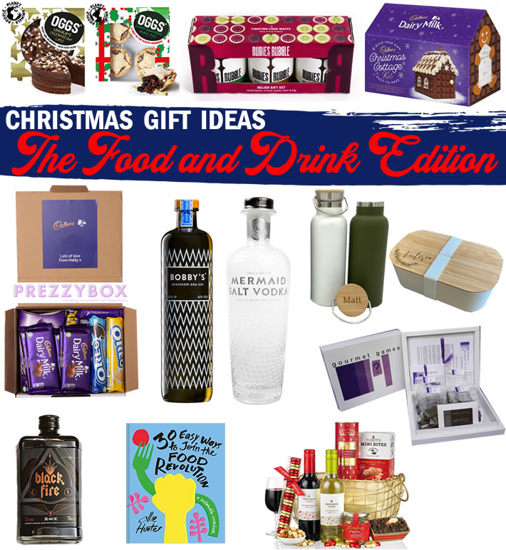 Christmas Gift Guide for Foodies