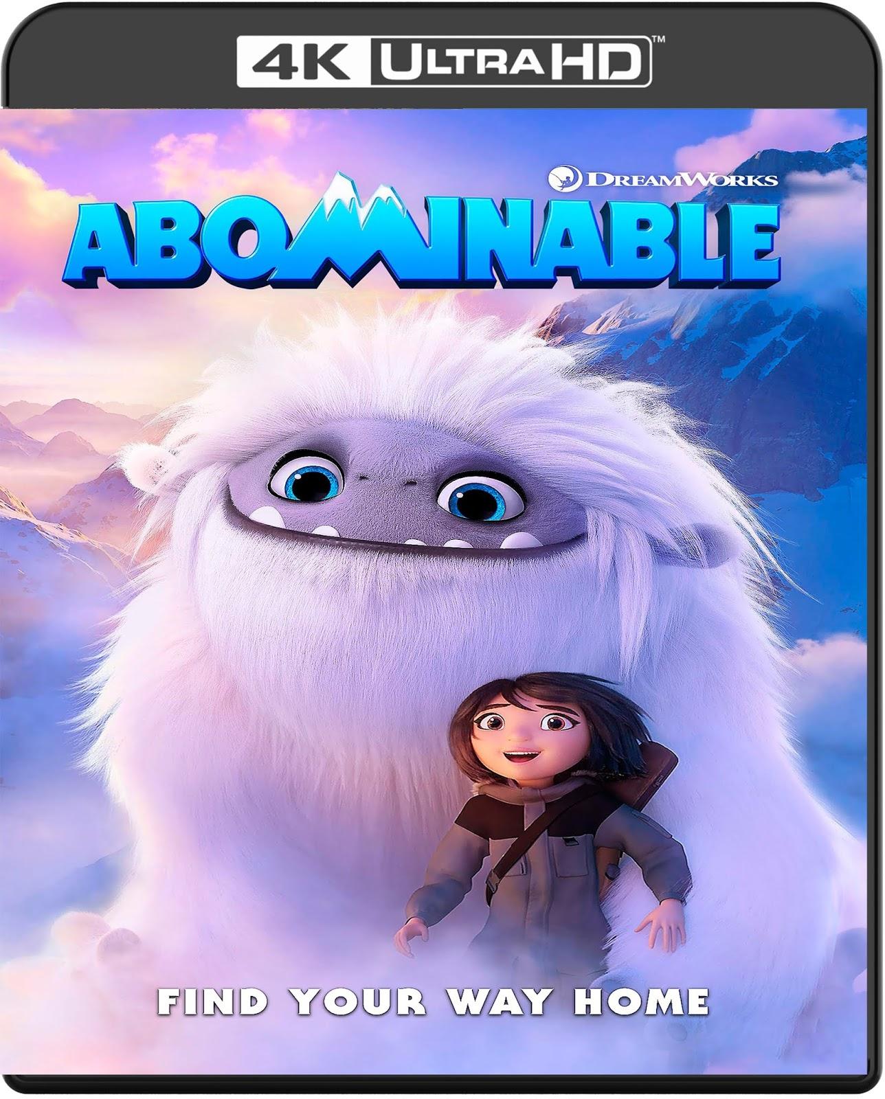Abominable [2019] [UHD] [2160p] [Latino]