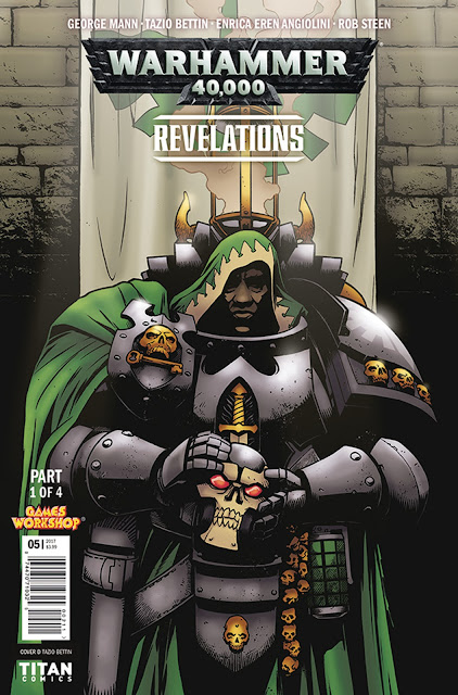 Dark Angels Comics