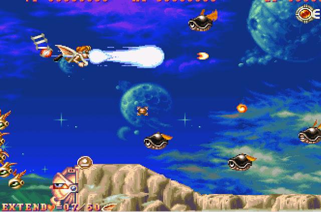 Three Wonders Chariot Style Screenshot