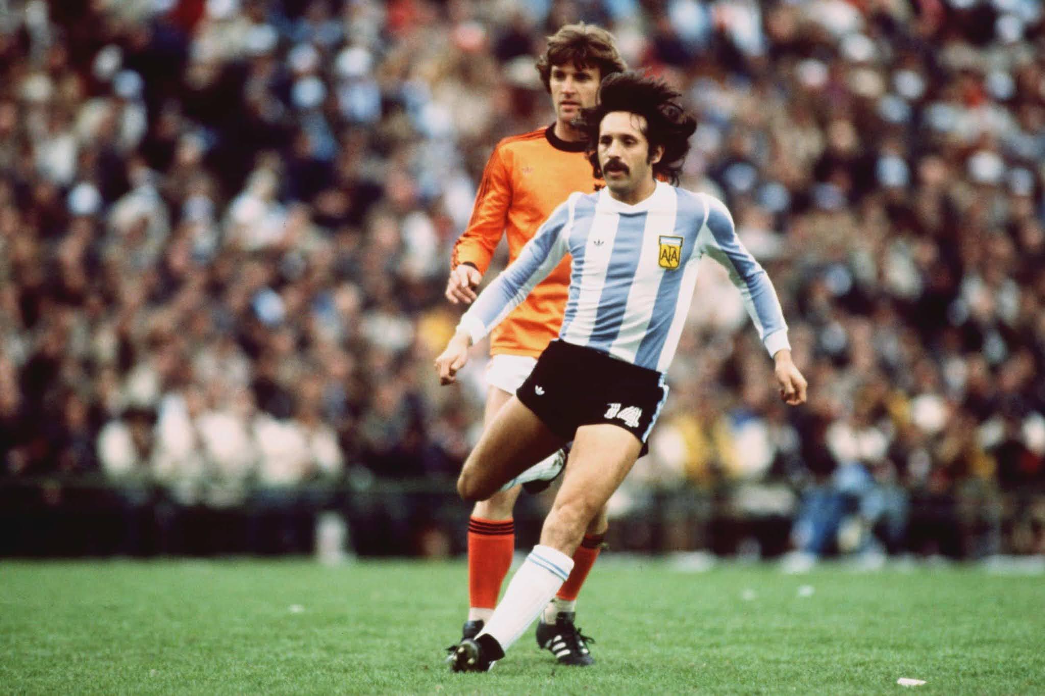 Murió con coronavirus Leopoldo Jacinto Luque, campeón del Mundo con Argentina en 1978