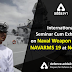International Seminar cum Exhibition on Naval weapon Systems NAVARMS 19 at New Delhi