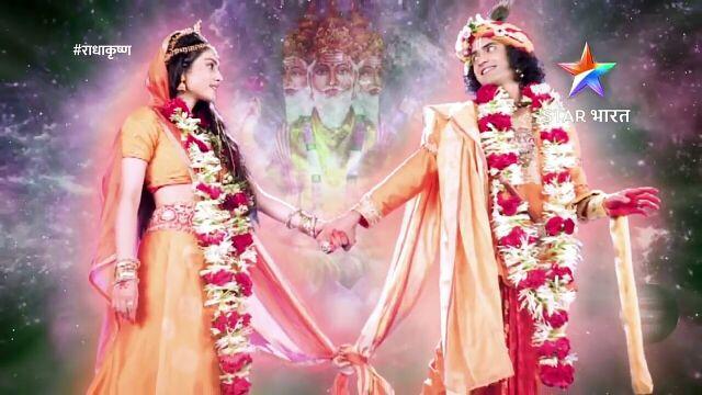 Radha krishna serial bramha vivaah