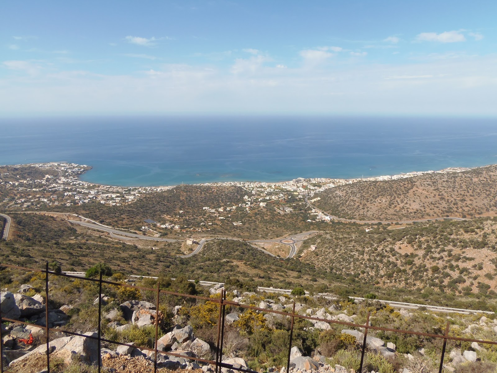 view, height, mountain, jeep safari, crete, heraklion, greece, greek, adventure, travel, traveling