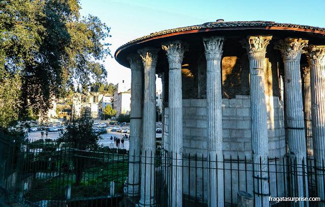 Templo de Hércules, Roma