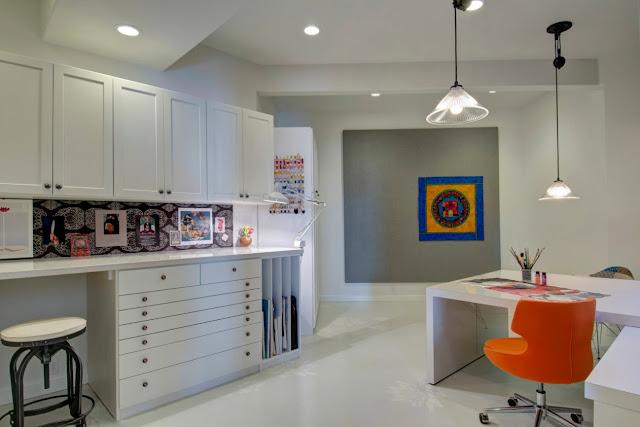 best home office craft room design ideas photos