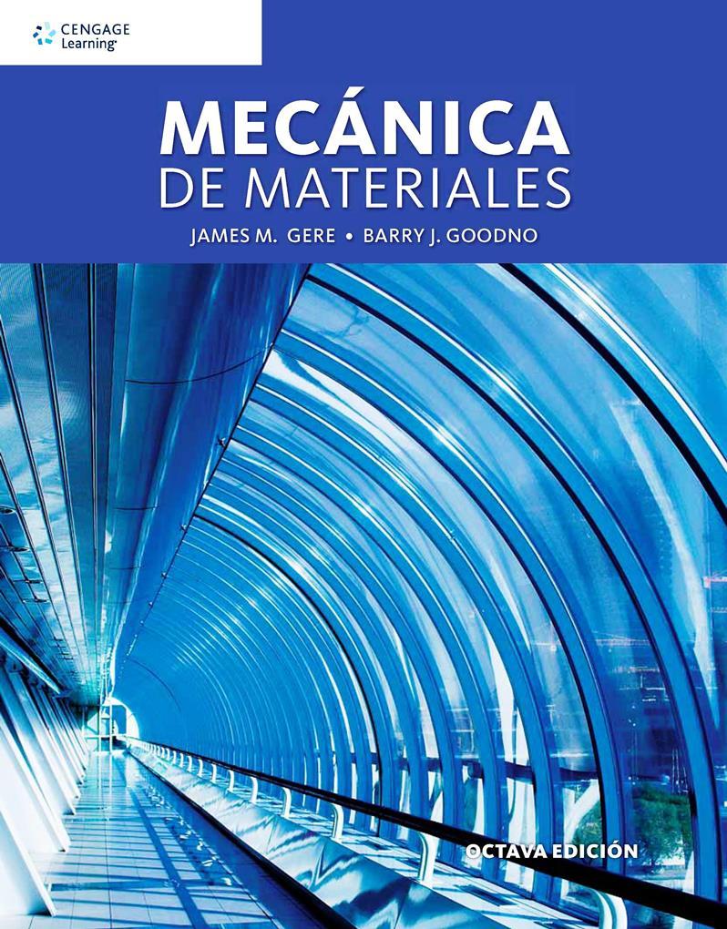 Mecánica de materiales, 8va Edición – James M. Gere