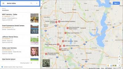 Google Map Kembali Lakukan Update, Kini Hadir Dengan Informasi Lebih Lengkap!
