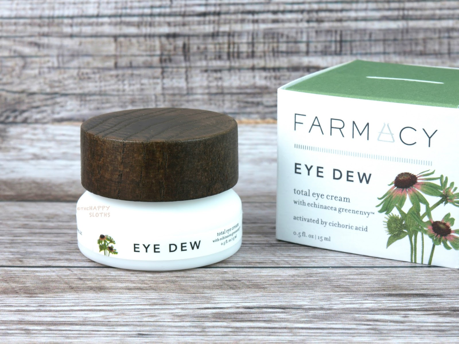 Farmacy Eye Dew Total Eye Cream Review