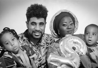 I Will Marry You Again In Another Life - ThinTallTony Shower Praises On His Wife As She Celebrates Birthday