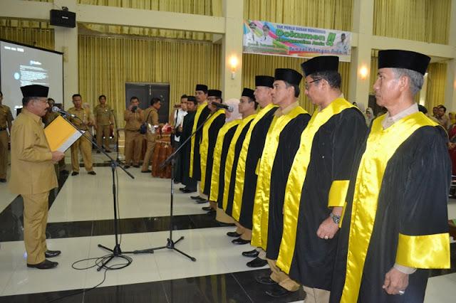 Usai Dilantik Ali Mukhni Majelis Sidangkan 7 ASN Terkait Kerugian Daerah
