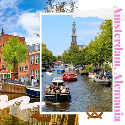 Ámsterdam, Alemania