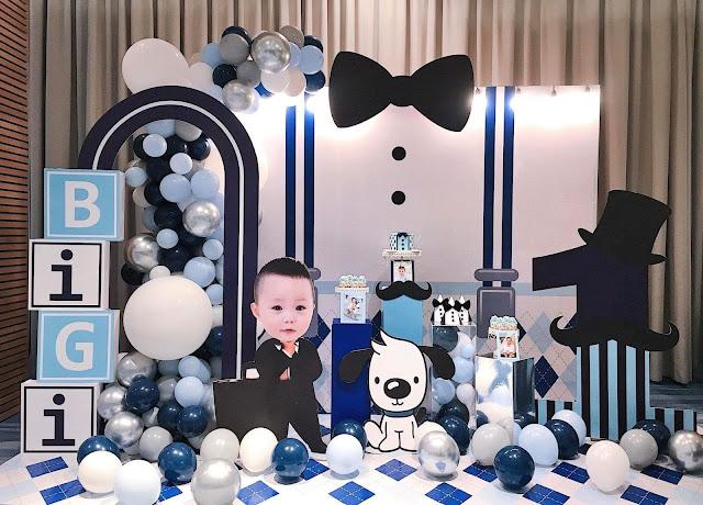 Thuê trang trí sinh nhật cho bé tại Royal City- Thanh Xuân