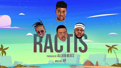 Young Ricardo - Ractis Feat Cizer Boss, Bander & Lloyd Kappas