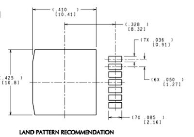 Creating a custom PCB footprint manually in Cadence | Embedded ...