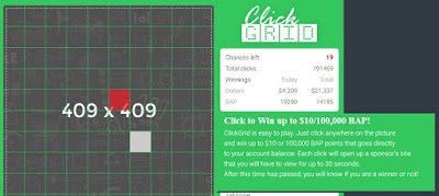 ptcshare click grid