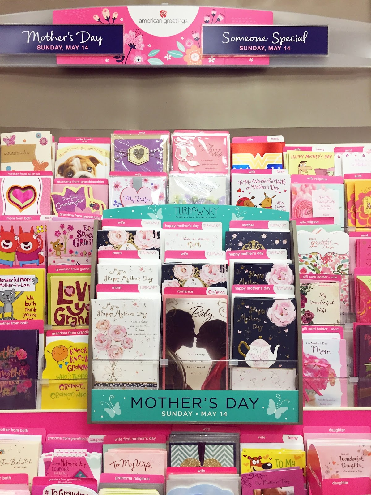 The pretty the brave mothers day with american greetings from kids to their mom from kids to both their moms it was so great to see american greetings had the perfect mothers day card for every mom kristyandbryce Choice Image