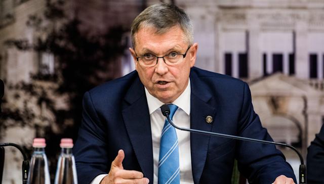Matolcsy György: hét fontosabb hatása van a járványnak, változni fog az adó- és biztosítási rendszer is! (de hiszen ezért csinálták a járványt)
