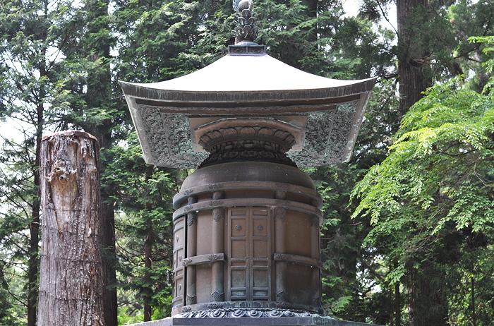 Tokugawa mausoleum Nikko