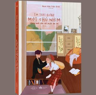Sách - Em Thật Giống Một Chú Nhím, Nhưng Anh Vẫn Rất Muốn Ôm Em ebook PDF-EPUB-AWZ3-PRC-MOBI