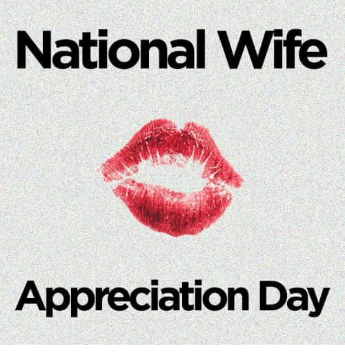 Wife Appreciation Day Wishes Awesome Images, Pictures, Photos, Wallpapers