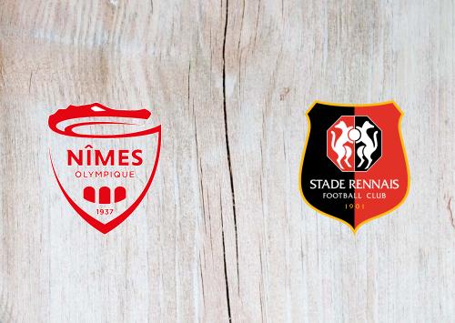 Nîmes vs Rennes -Highlights 13 September 2020