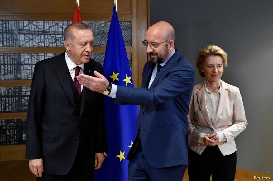 Γιατί η Ευρώπη να τιμωρήσει την Τουρκία, αφού «οι κυρώσεις δεν είναι αυτοσκοπός»;