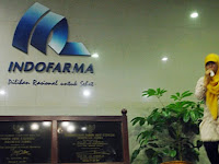 PT Indofarma (Persero) Tbk - Recruitment For SMK, D3, S1 Staff, Supervisor Indofarma August 2015