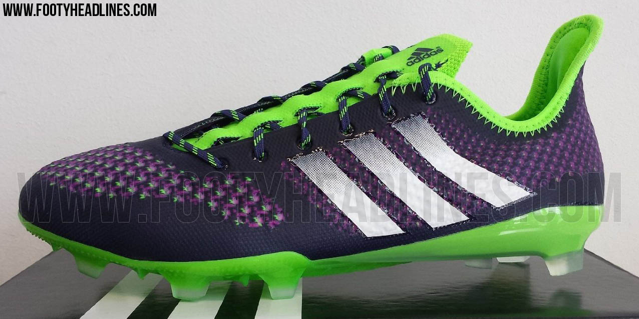 Leaked Adidas Soccer Shoe Release